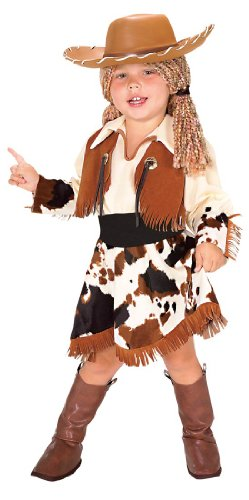 Cute Cowgirl Costumes for Little Girls | WebNuggetz.com