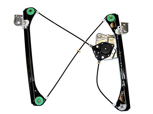 Han Sun 6602-0020 Front Passenger Side Window Regulator (without Motor for 4 Door 99-04 Oldsmobile Alero 99-05 Pontiac Grand Am) (2003 Alero Window Regulator compare prices)