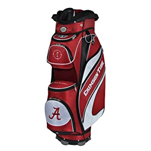 NCAA Alabama Crimson Tide The Bucket Cooler Cart Bag by Team Effort