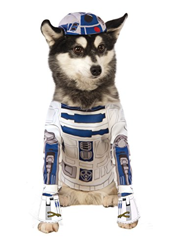 Star Wars R2-D2 Pet Costume, Small