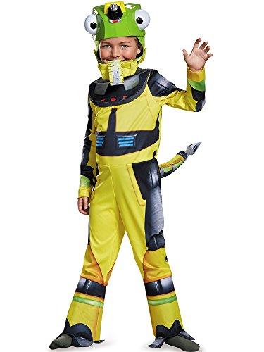 Revvit Deluxe Dinotrux Costume,