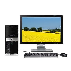 HP Pavilion M9340F Desktop PC (2.66 GHz Intel Core 2 Quad Q6700 Processor, 6 GB RAM, 750 GB Hard Drive, DVD Drive, Vista Premium)