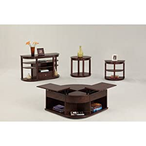 Sebring Double Lift-Top Coffee Table Set