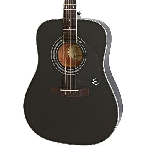 Epiphone PRO 1 Acoustic Guitar Ebony available at Amazon for Rs.40749