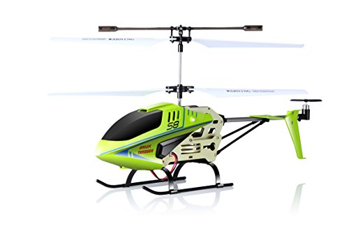 Syma S8 Celerity R/C Helicopter - Green