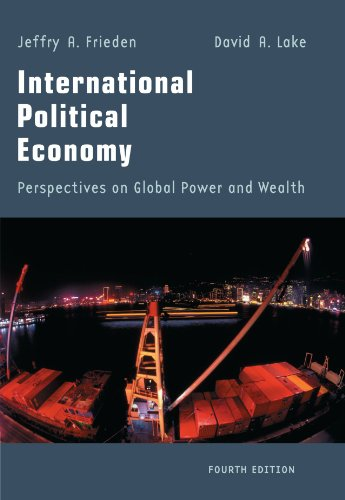 International Political Economy: Perspective on Global Power and Wealth