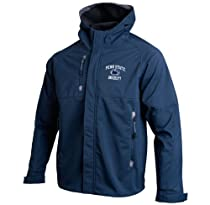 NCAA Penn State Nittany Lions Softshell Coldgear Jacket, Large, Navy