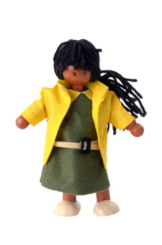 Plan Toys Hispanic Mom Doll - 1