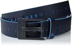 Quiksilver Men's Edge Type Belt, Navy Blazer, Small/32