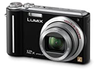 Buy Cheap Lumix - Panasonic Lumix DMC-ZS1 10MP Digital Camera with 12x Wide Angle MEGA Optical Image Stabilized Zoom and 2.7 inch LCD (Black)
