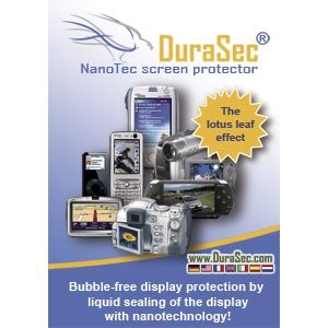 DuraSec NanoTec flüssiger Displayschutz für Samsung Galaxy Fame