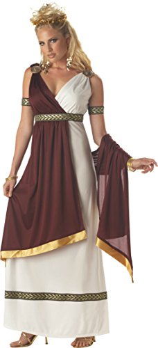 California Costumes Womens Historic Roman Empress Theme Party Halloween Dress