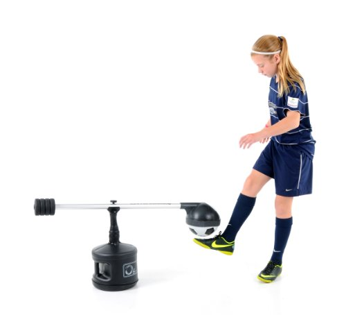 Zero Gravity Soccer First Touch,juggling and Foot Skills in Home Trainer/training System (The Best Equipment Investment You Can Make in a Youth Player.)