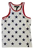 Hudson Nyc Mens Allover Stars Tank