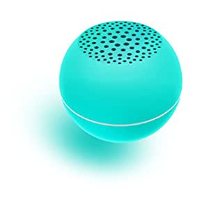 Polaroid Universal Bluetooth Wireless Mini Speaker Compatible With All Devices, Blue