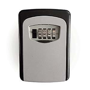 sandleford wall mounted key safe instructions