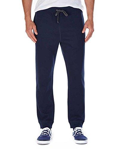 Nautica Men's Knit Pants w/ Rib Cuff Navy Pants MD X 32