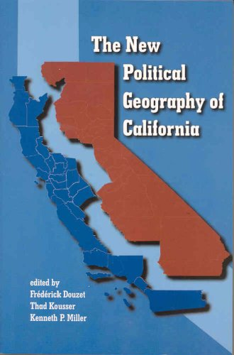 The New Political Geography of California