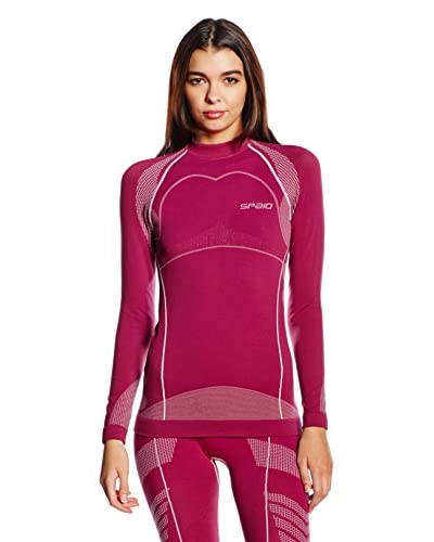SPAIO ® Camiseta Técnica Thermo Women'S Long Sleeve Shirt W03