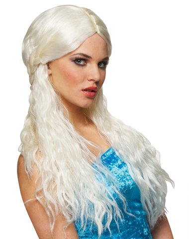 Costume Culture By Franco Llc Women's Barbarian Bride Wig
