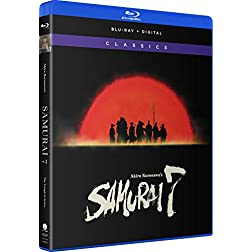 Samurai 7: The Complete Series [Blu-ray]