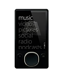 Zune 80 GB Video MP3 Player, Joy Division Limited Edition (Black)