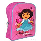 "Dora the Explorer - Pink ""Magical Journey"" Backpack / Rucksack / School Bag"