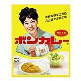 沖縄限定版ボンカレー辛口10パックセット
