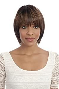 SUZIE, Beverly Johnson Wig, New Futura Wig, Color #2 Dark Brown