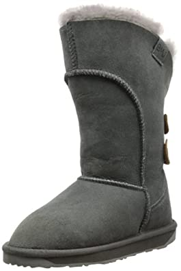 Emu Womens Alba Boots W10088 Charcoal 3 UK, 35 EU, 5 US, Regular