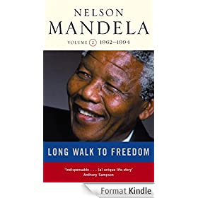 A Long Walk to Freedom: Volume Two: 1962-1994 (English Edition)