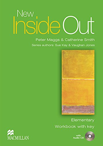NEW INSIDE OUT Elem Wb +Key Pack: Workbook Pack with Key