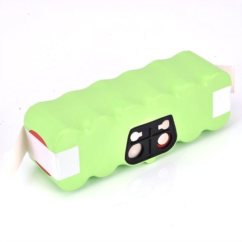 """Replacement Battery For Roomba 500, 600 And 700 Series (Yellow) (2""""H X 8""""W X 3""""D) front-491600"""