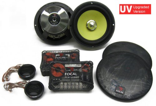 "Focal K2 Power 165K2P-Uv 6.5"" Component System"
