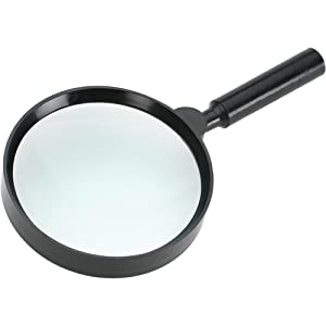 Copernicus - Jumbo Magnifying Glass - 5""
