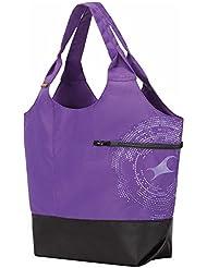 Fastrack Girls Polyester Sling Bag Purple (A0542NPR01)