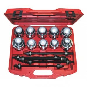 T/&E Tools 9636 16 Piece Universal Blind Hole Puller Kit