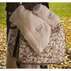 Pink Latte Diaper Bag Gift Set