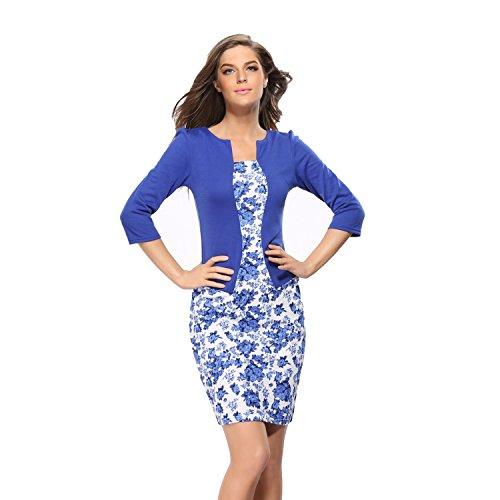 Caracilia-Women-Wear-to-Work-Business-Party-Bodycon-One-Piece-Dress