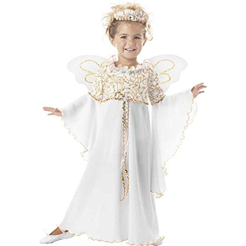Girl's Toddler Darling Angel Costume (Size: 2-4T)