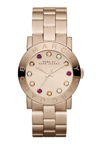 Marc By Marc Jacobs Amy Dexter Rose Gold Watch Mbm3216