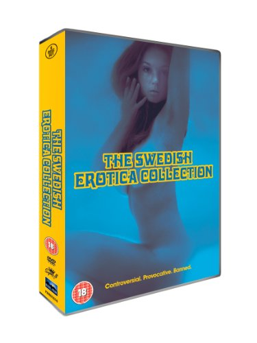 The Swedish Erotica Collection [DVD]