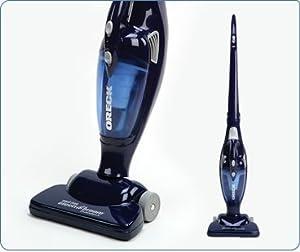 Amazon Com Oreck Vacuum Cleaner The Cord Free