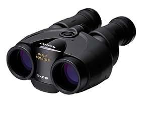 Canon Jumelles 10 x 30 IS à image stabilisée Porro noir