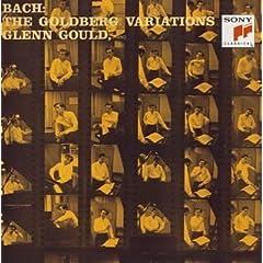 グールド独奏 バッハ:ゴールドベルク変奏曲(1955年モノラル録音) の商品写真