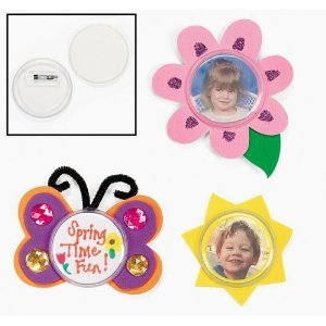 Design Your Own! Plastic Buttons (2 dz) [Toy]