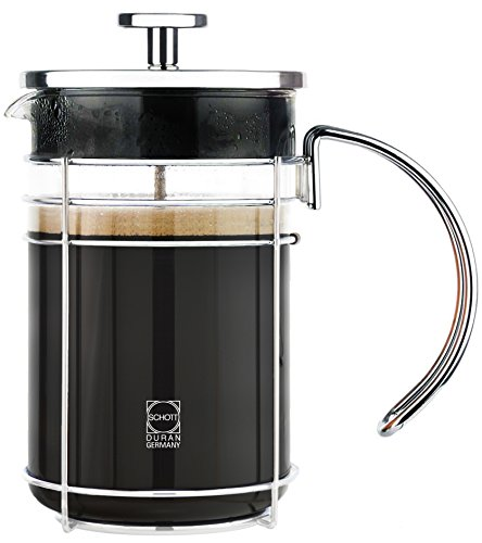 US GROSCHE Madrid French Press Coffee Maker, Tea Press & Coffee Press 8 cup 34 oz 1L with German ...