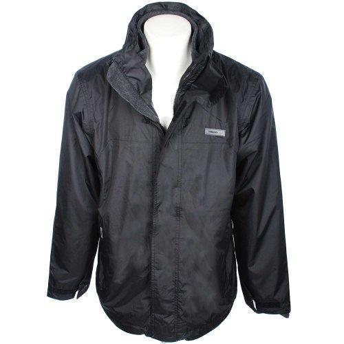 Head Mens Sportswear Black 3 in 1 Breathable Jacket in Size Medium