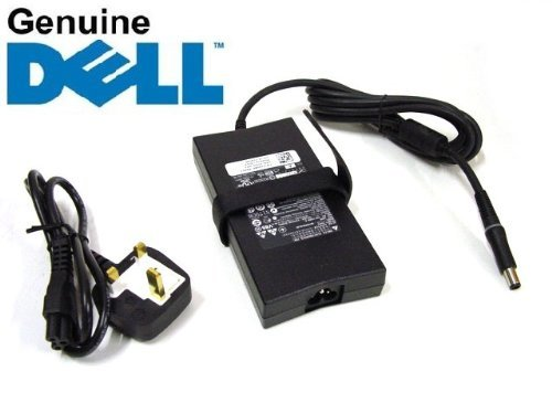 GENUINE Original DELL 150W 19.5V 7.7A PA-5M10 Alienware Inspiron Latitude XPS Notebook, Laptop AC Adapter , Power Supply Charger , Complete with UK Mains Power Cable , updated version of PA-15 Adapter , Dell P/N : J408P , FREE DELIVERY