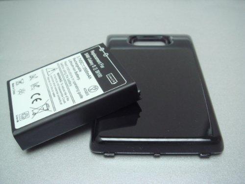 SAMSUNG GALAXY S 2 II [SC-02C] 対応 超大容量バッテリー 3500mAh